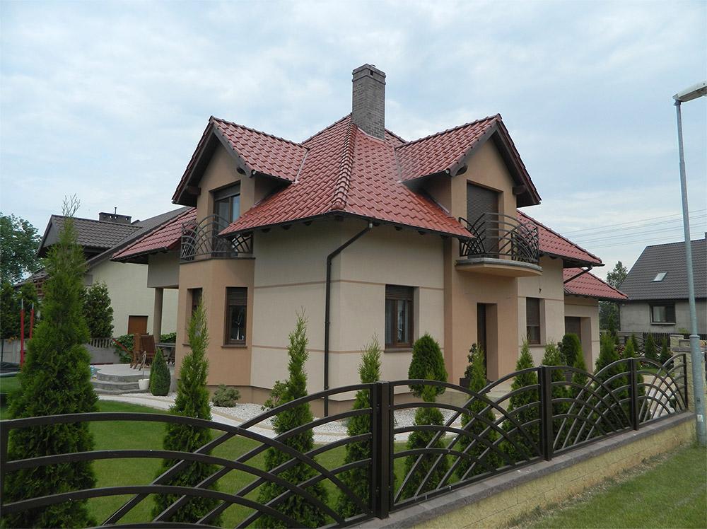 Domki w zabudowie jednorodzinnej